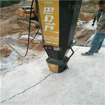 矿山开采速度快破石机器采矿效率