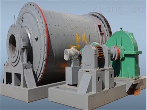 轴承节能格子型/溢流型直筒或圆锥球磨机