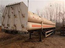 9管CNG天然气运输车 9管压缩气体长管车