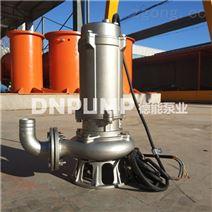 不锈钢潜水排污泵安装