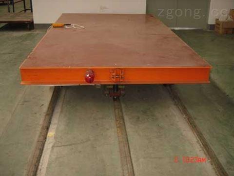 提升贮运设备电动平车