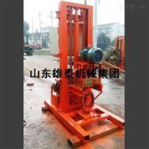 工程水井钻机 履带式打井机 水文地质钻机