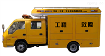福田5031型汽油雙排工程救險車