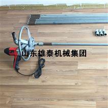 SJZ-160型手持式圓盤打井機