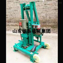 小型电动水井钻机 农田灌溉打井机设备
