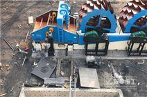 供應輪斗洗沙生產線價格-泥沙洗選脫水廠家
