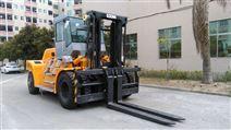 华南重工18吨重型叉车集装箱搬运