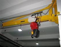 小型起重机墙壁式固定旋臂吊