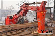 铁矿山用固定式液压破碎站