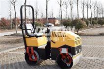 厂家特供小型座驾式RD80双钢轮压路机