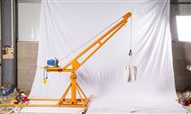 1000公斤室外吊運機價格-電葫蘆吊機批發