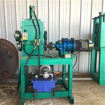 液压油桶切割机 全自动切身压平一体机