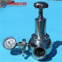 衛生級不銹鋼高潔凈液體減壓閥