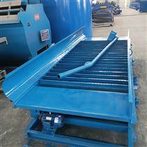 砂金礦淘金生產線 鼓動溜槽大型選金機械