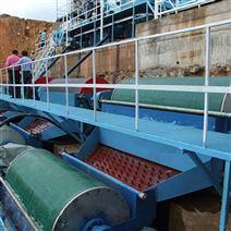 直销锰矿强磁磁选机 永磁辊式磁选设备