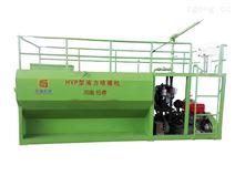 河南6立方液力喷播机恒睿机械生产