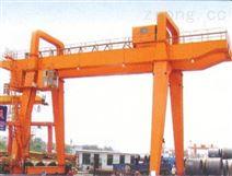 5-50/12.5噸雙梁吊鉤門式起重機