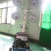 多功能调节质检保证拖车式大功率工程照明灯