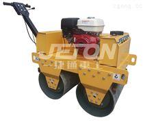 手扶式单双钢轮压路机柴油汽油厂家直销