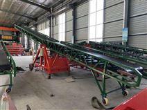雙翼輸送機 集裝箱組合式兩節裝卸車傳送帶