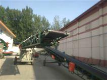 移動式轉向輸送機糧食伸縮升降傳送機