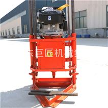 QZ-2B轻便岩芯取样钻机便携式岩芯钻机
