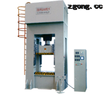 Y27系列框架式多用途通用液壓機