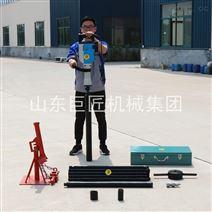 供应家用电取土巨匠QTZ-3D坑道取土钻机取样