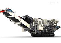 NFJ1175E履带移动颚式破碎站