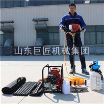 巨匠供应背包式钻机bxz-1勘探钻机汽油机