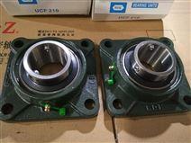 济南骐麟传动机械BDK带座外求面轴承UC311