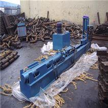 矿用锚杆调直机 锚杆修复整形机