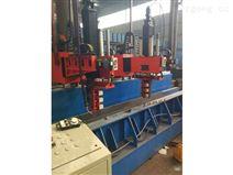 焊接设备梁头加强板焊接机械手