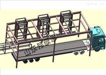 黑龙江机器人装车机 桁架式豆粕装车设备