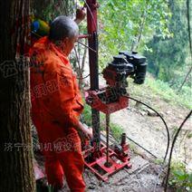 浅层取样背包钻机 小型地矿勘测钻探机厂家