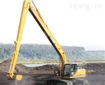 湖南小松挖掘機加長臂多少錢