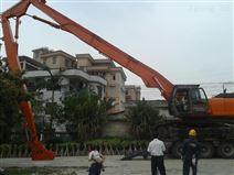 山東日立EX400挖掘機加長臂原裝現貨
