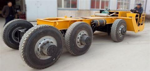 提升贮运设备运梁平车