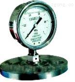 隔膜式耐振压力表