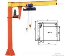 立柱式懸臂吊起重機