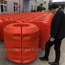 抽淤船管道浮桶 高密度采沙管配套浮體