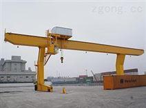 MDG型單主梁吊鉤門式起重機