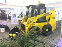 蘇州T50型多功能滑移裝載機清掃車