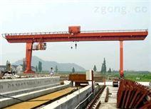 5-32/5噸L型單梁吊鉤門式起重機