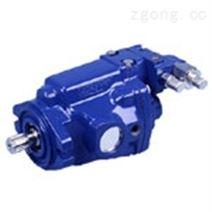 壓力或壓力流量補償開式回路柱塞泵
