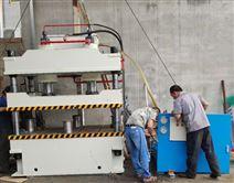 厂家带你了解四柱式压力机的结构形式特点