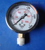 銓儀壓力表LA-60MM-150KG