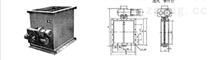 DDHJ-IF型電液動矩形單葉片通風蝶閥1