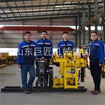 巨匠HZ-130Y 液压岩心钻机工程勘探钻机