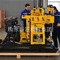 巨匠HZ-200YY移机液压岩芯钻机工程勘探钻机